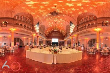 Ellis Island events. an amazing historical space for weddings and events