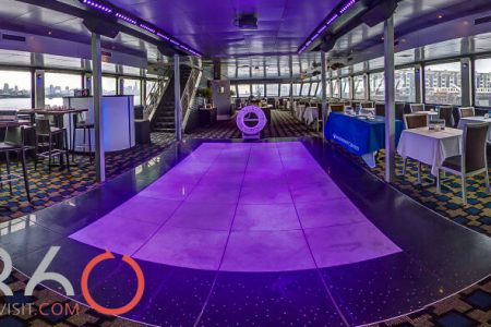 149-Spirit of New Jersey Cruise boat Weehawken, NJ virtual tour by 360sitevisit
