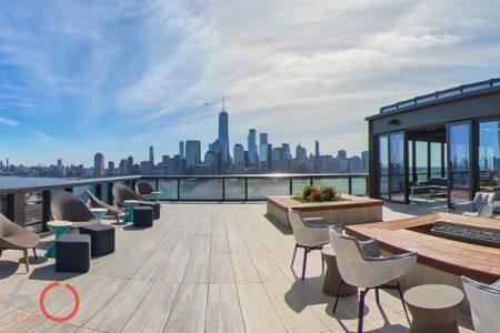 200-Hyatt House Jersey City Roof top Manhattan View by 360sitevisit